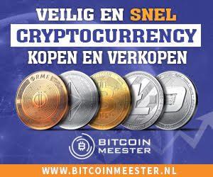 Bitcoin Meester - Crypto Kopen en Verkopen